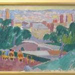 12. Utsikt i Paris (45x35)