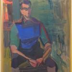 21. Porträtt av O.N (57x68)