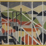 6.Hus (Kubism) 72x58