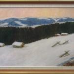 9. Vintermorgon (72x58)