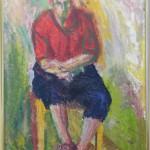 52. Porträtt av O.N (52x76)