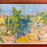Landskap Olja på duk 52x65 (inköp aug-13)
