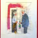 Frieriet Akvarell (39x48) 1200:-